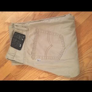 Levi's 514 Khaki Jeans Men's 30x30